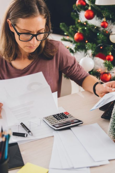Sort your post-holiday debt in a jiffy