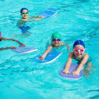 Learn Basic Survival Swimming in Kenya