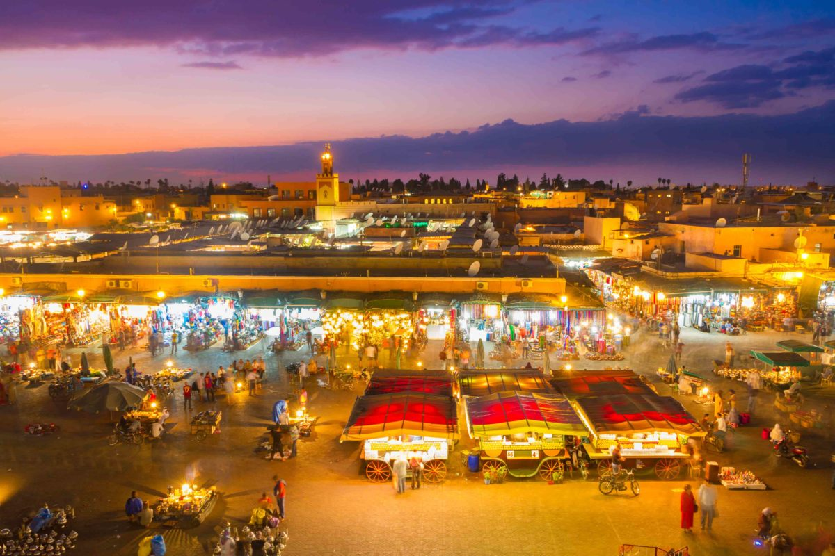 Top 5 cities to visit in North Africa in 2019