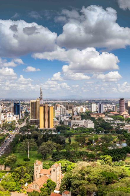 A Day in Nairobi City: Suggestions