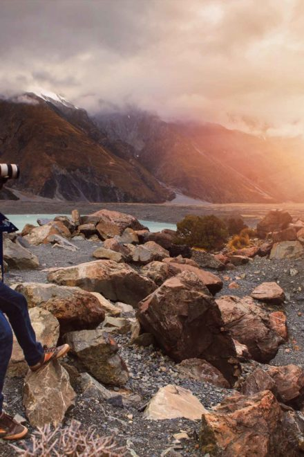 Creative photography tips for a travel photographer