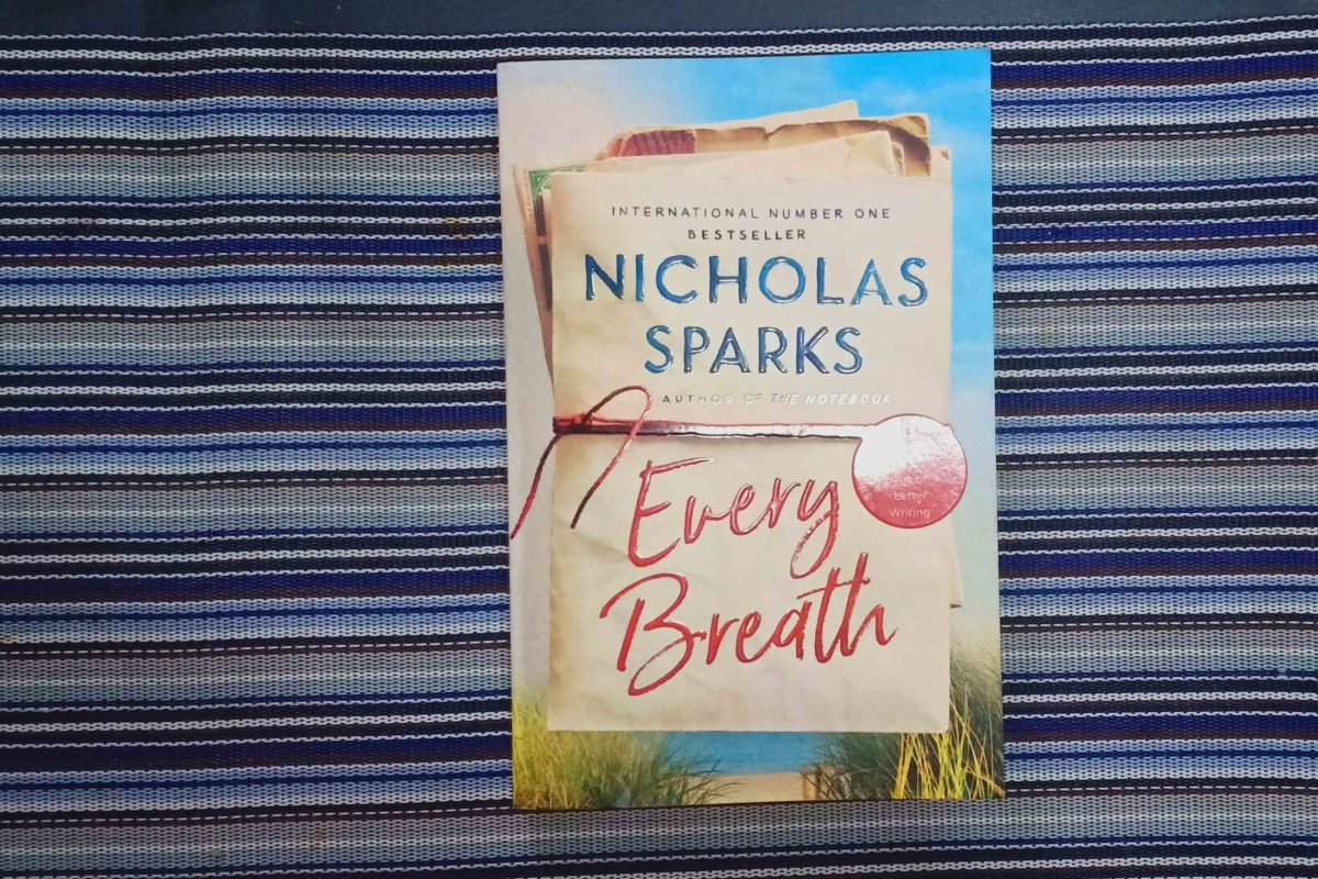Every Breath by Nicholas Sparks