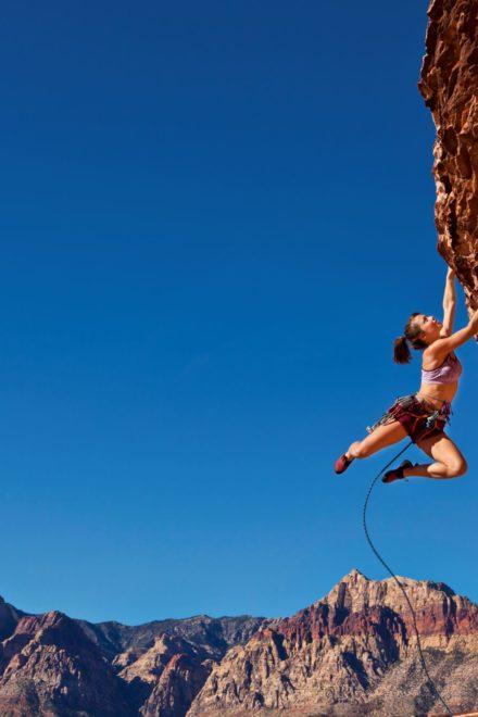 Your Beginners Guide To Rock Climbing