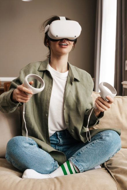 What You Should Know Before Buying a VR Headset